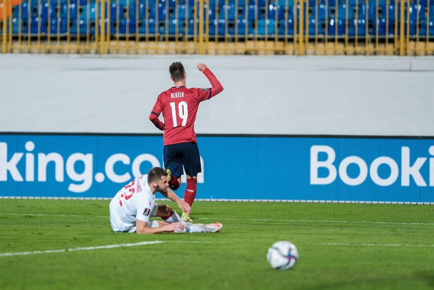 Беларусь вновь проиграла в футбол — на этот раз чехам