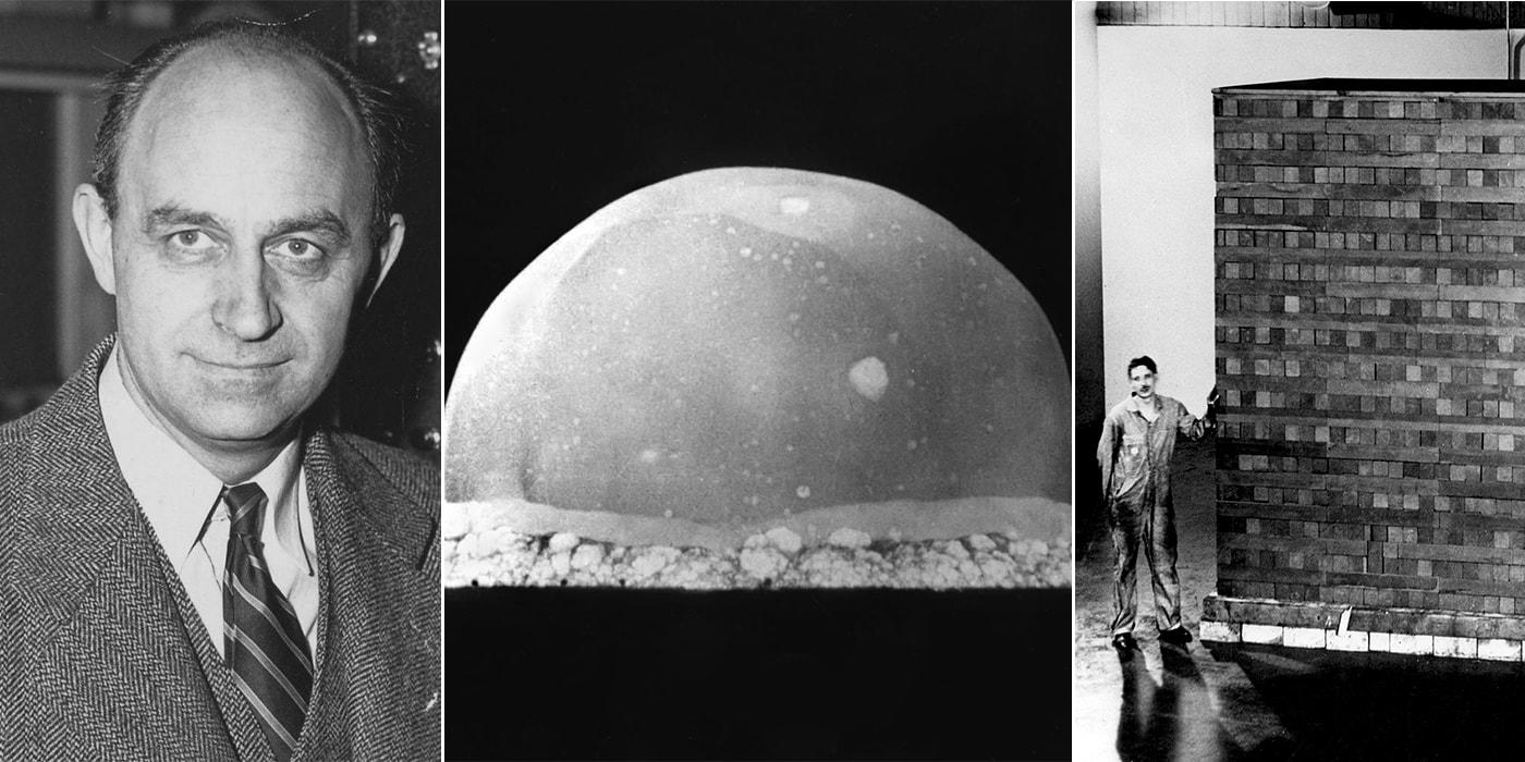 Я стану смертью, разрушителем миров. Как в США создали первый ядерный реактор (13 фото)