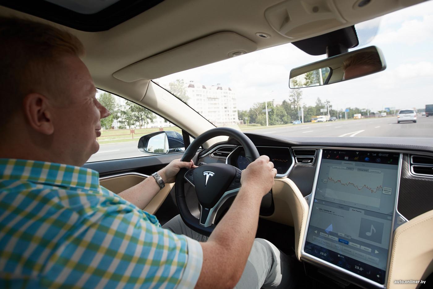 Tesla Model S с пробегом купить в Беларуси - фото, отзывы ...