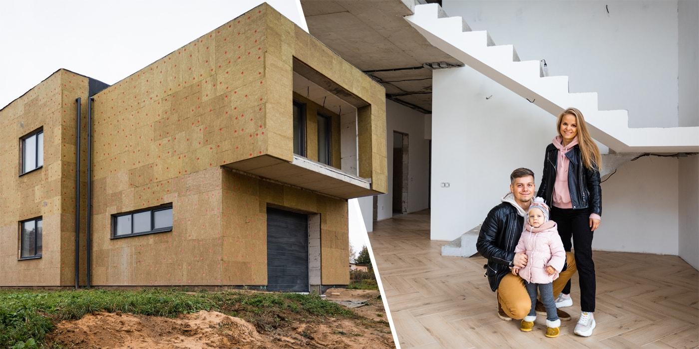 построить дом в кредит в беларуси
