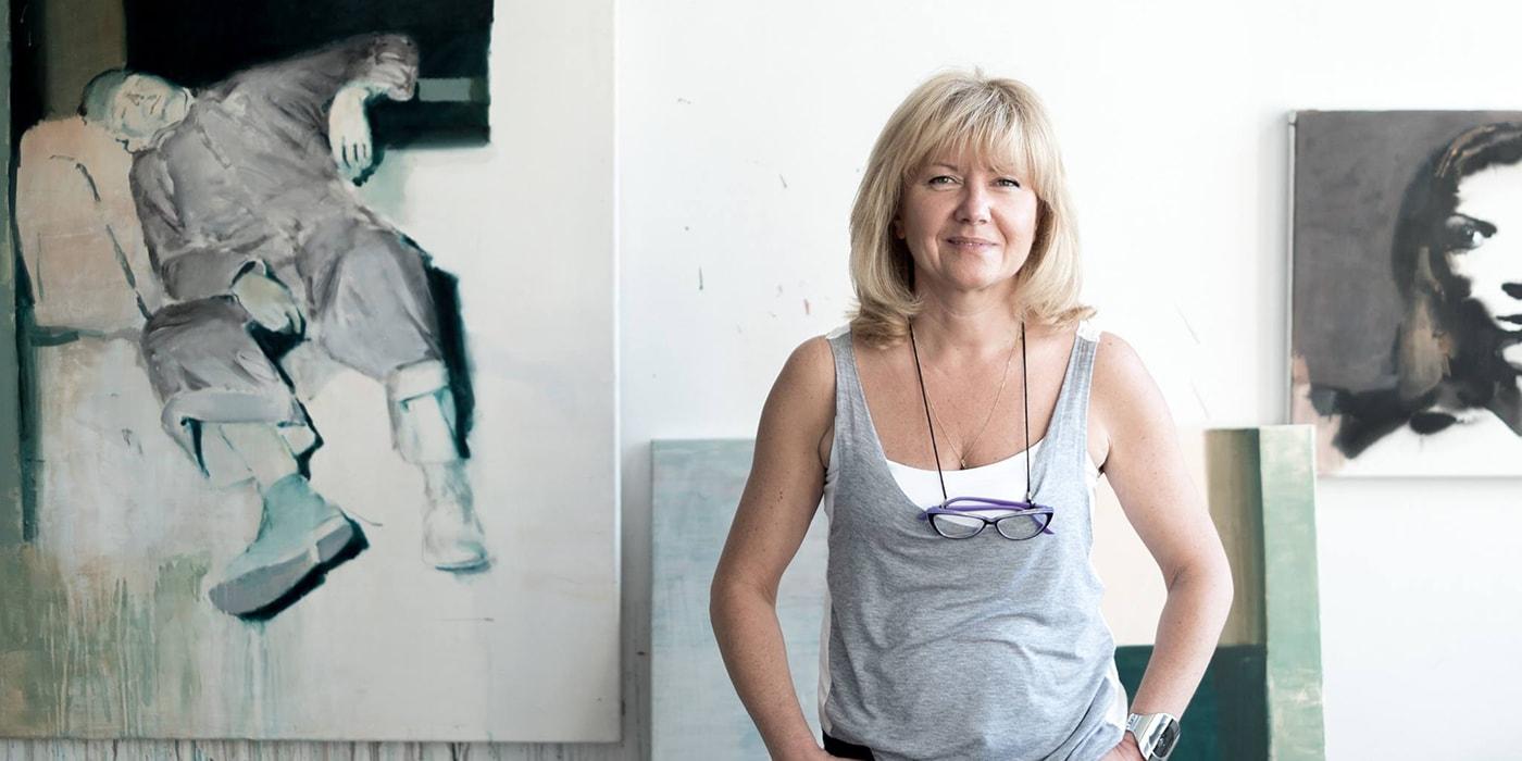 «Искусство должно удивлять». Рассказ о белорусской художнице Наталье Залозной