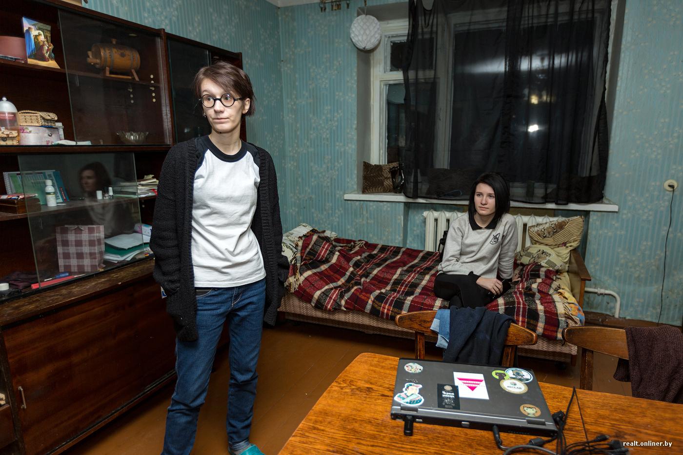 Студентки видео в общаге 2 девочки и мальчик 2 фотография