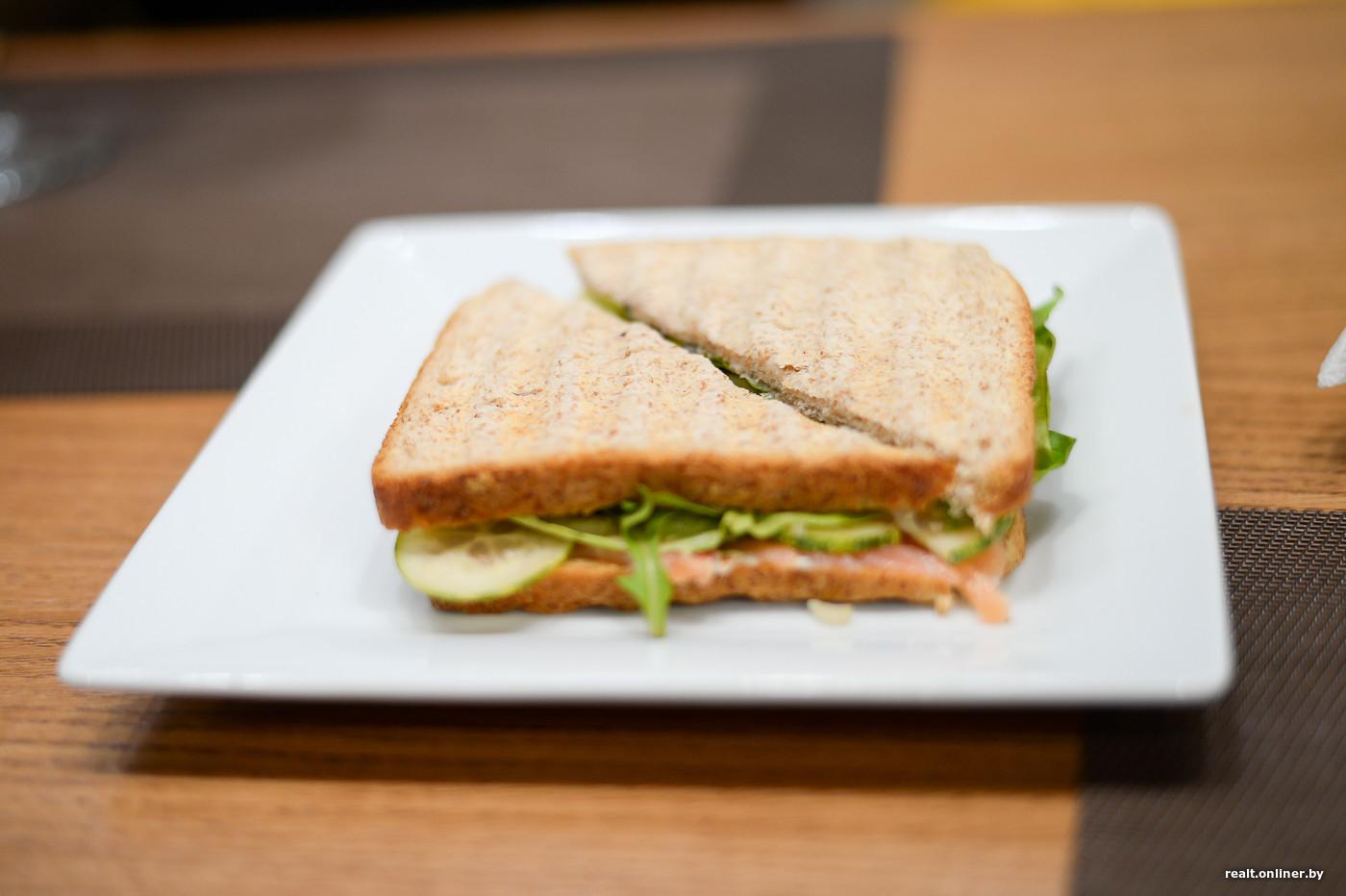 Сендвич с негров