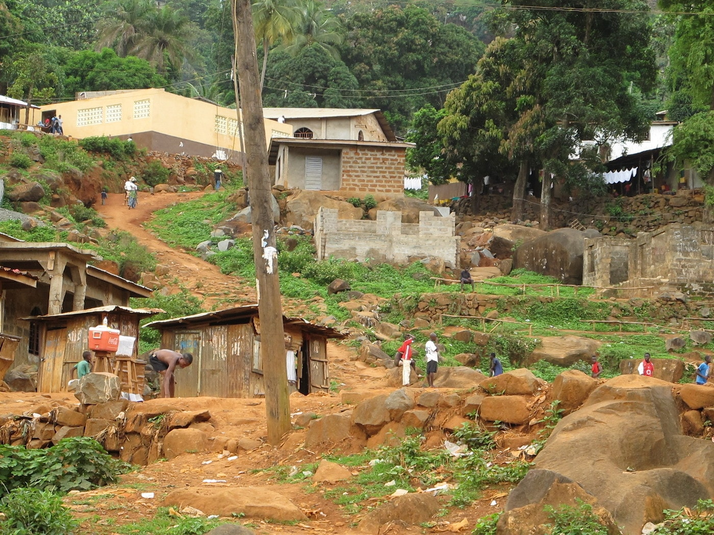 Голосование на блокчейне и отключение интернета. Как выбирали президента в Сьерра-Леоне