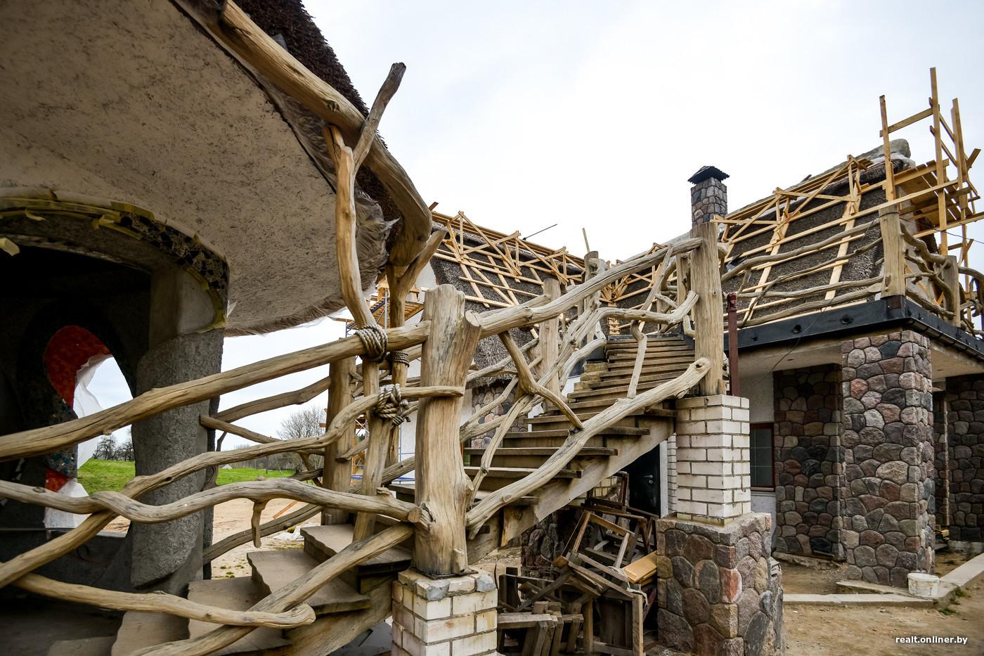 Бизнесмен из глубинки купил дом в деревне и создал там нечто невероятное