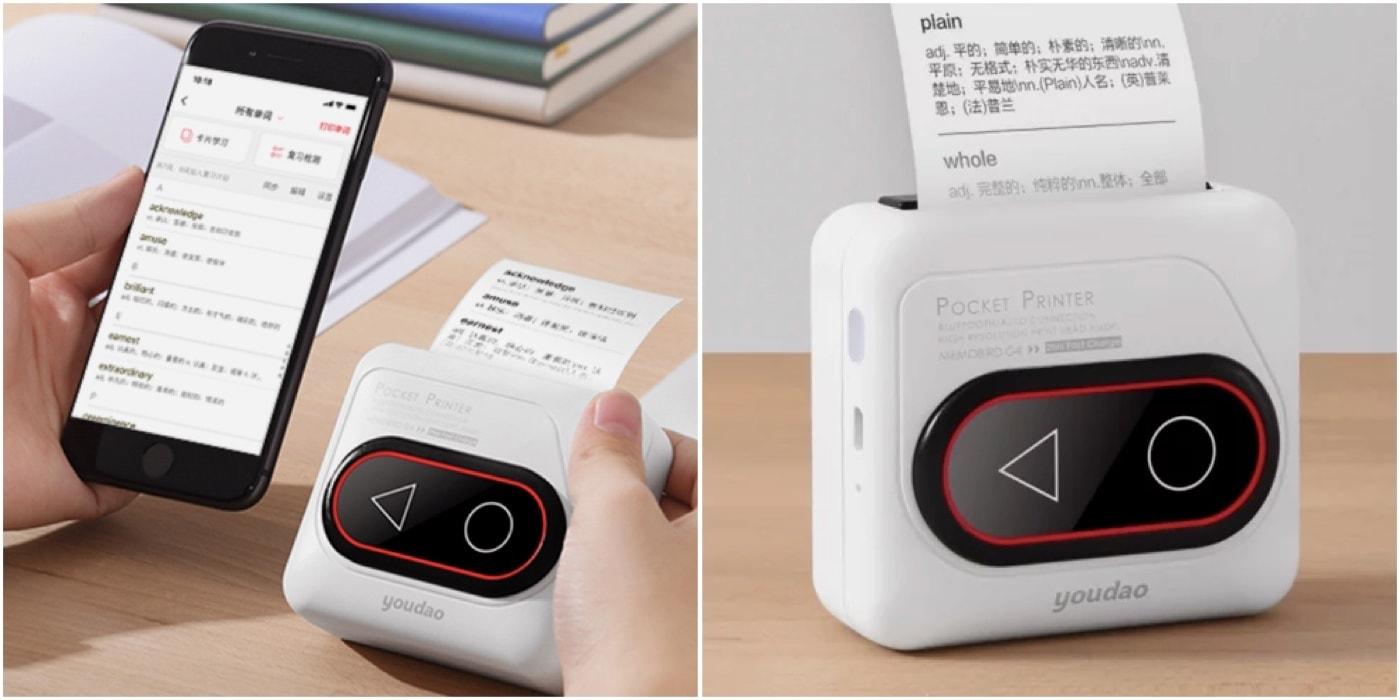 Xiaomi выпустит принтер, который поместится в кармане