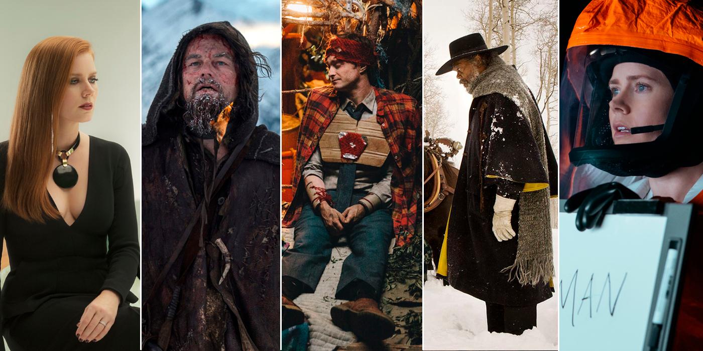 Топ-10 фильмов 2016 года