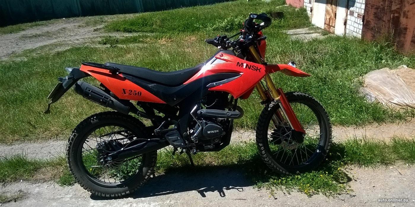 «Катался на мотоцикле по пересеченной местности — вменяют штраф» Юридический спор в Бресте