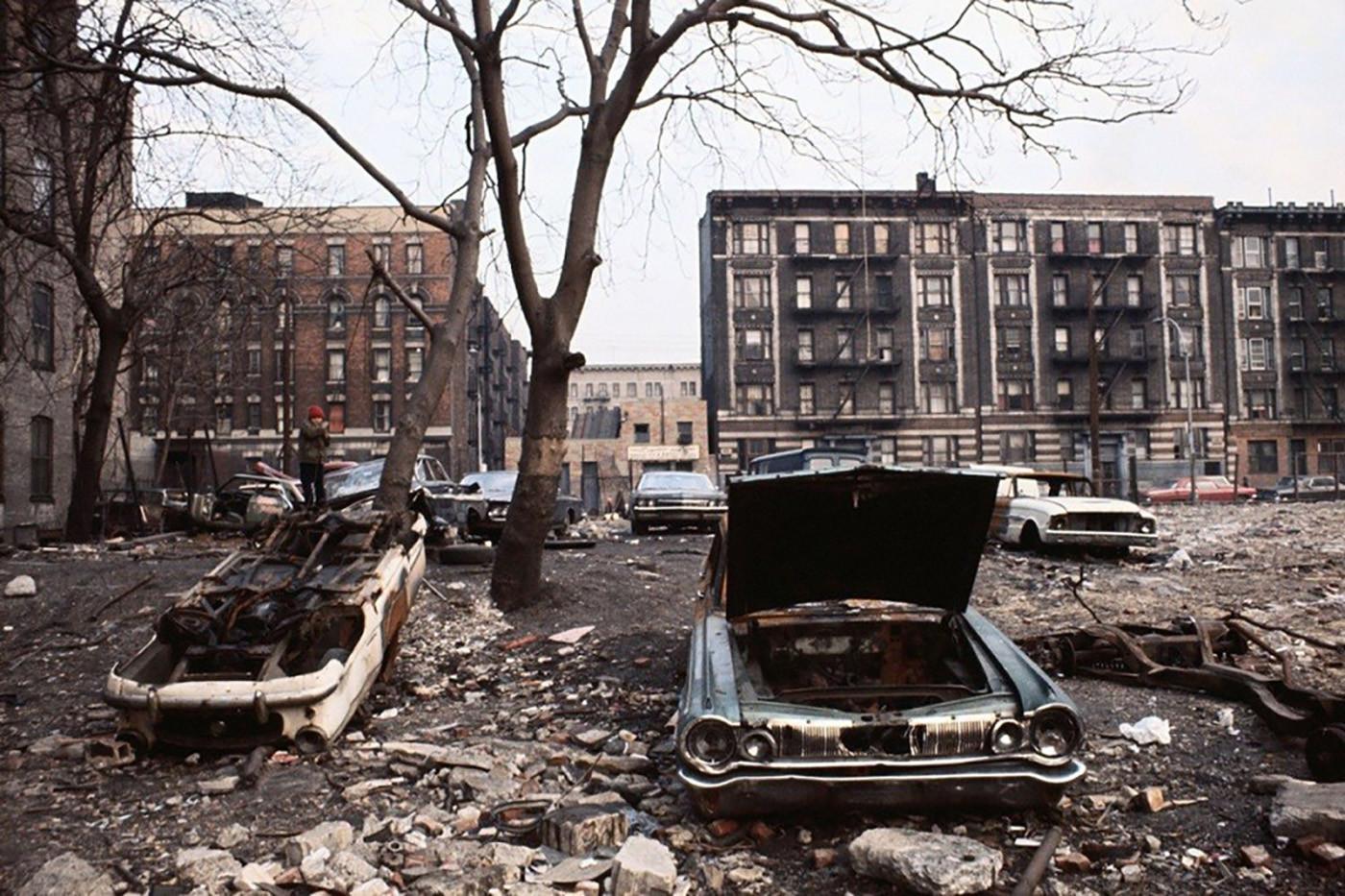 Город страха: как в 1970-е Нью-Йорк едва не погиб - Недвижимость Onliner