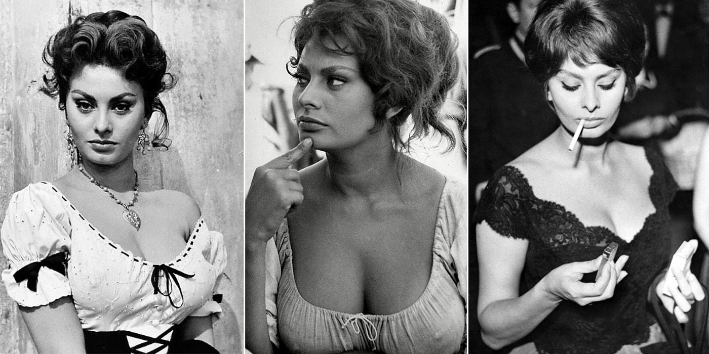 15 секс-символов чёрно-белого кино, перед которыми не устоять