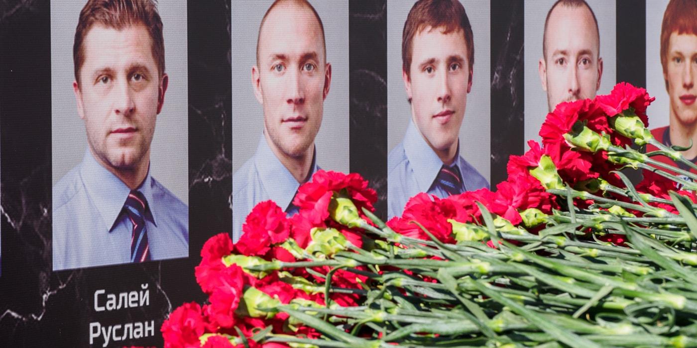 Десять лет назад разбился самолет с хоккейным «Локомотивом». Там были трое белорусов