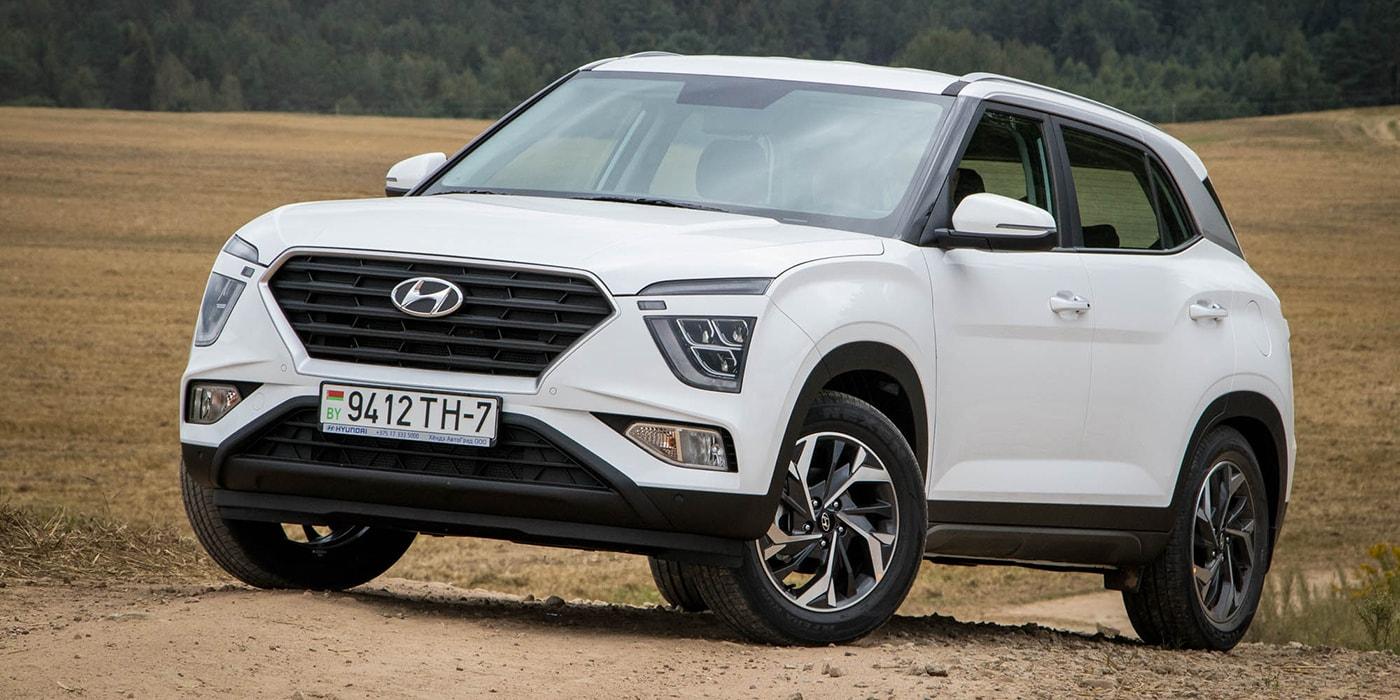 «Грета, тыли это?» Тест-драйв новой Hyundai Creta