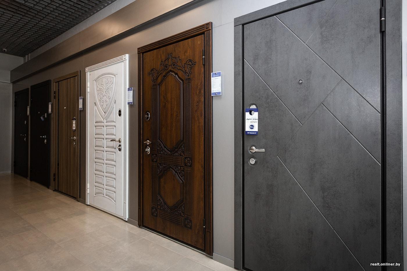 какие входные двери лучше выбрать для квартиры фирмы