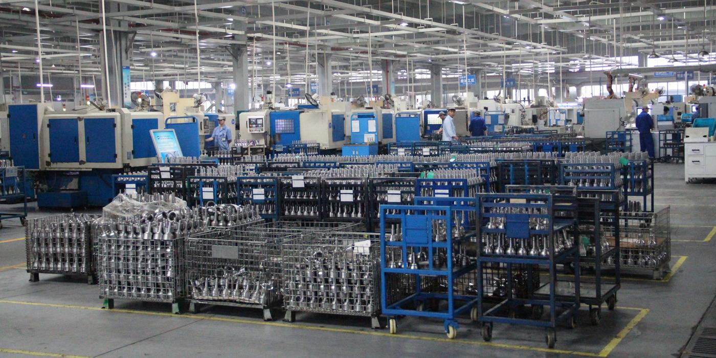 Kia строит в Китае третий завод новые фото