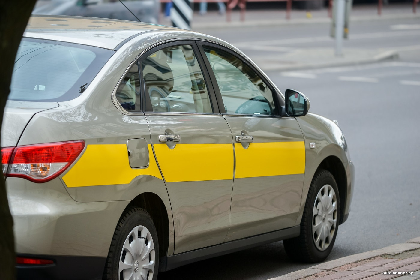 Рынок такси в Беларуси растет.