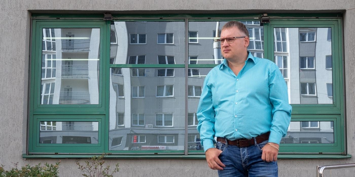 Председатель РОО «Перспектива» Анатолий Шумченко: «В Минск возвращаются киоски? Мы готовы поставить свои!»