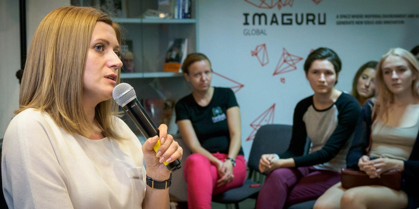 Новая директор EPAM о женщинах в индустрии, гендерных стереотипах и IT-стране