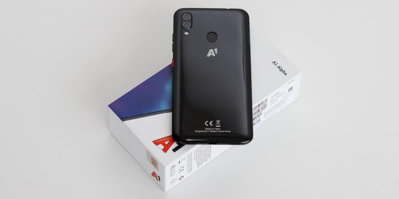 Xiaomi напряглась? Обзор операторского смартфона «A1 Альфа»(31 фото)