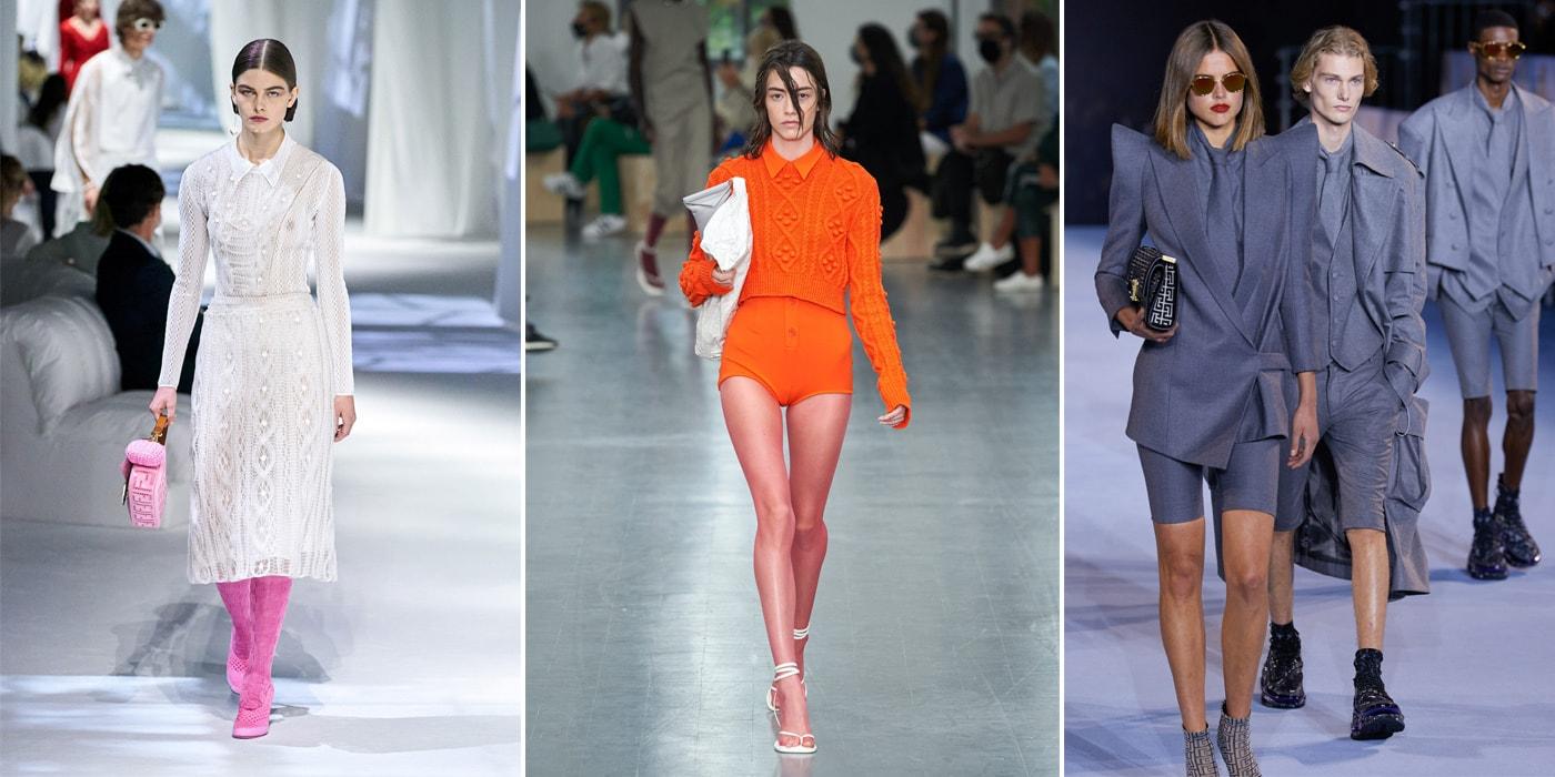 Что будем носить в 2021 году? Обзор модных трендов