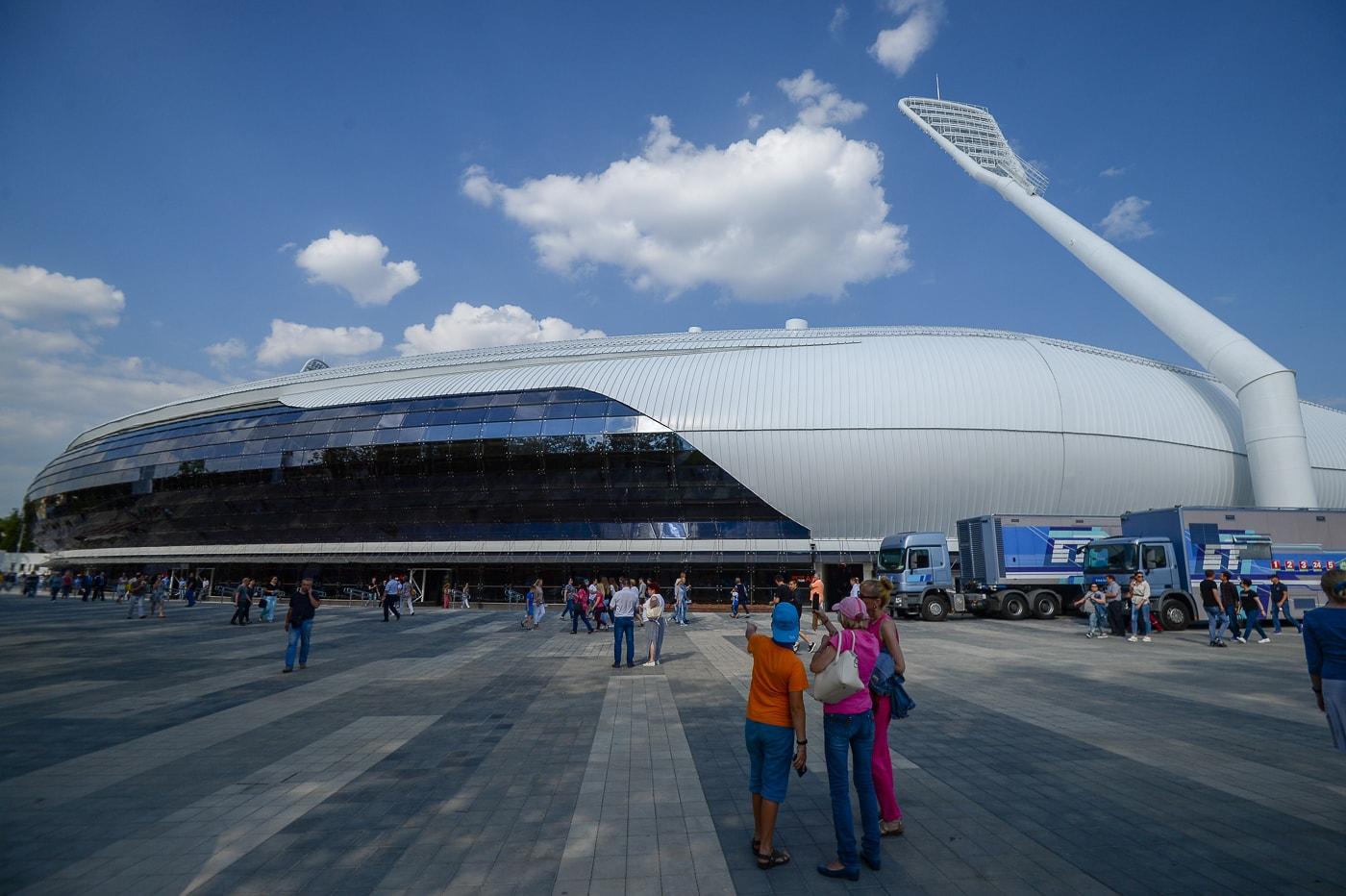 Свершилось! Репортаж с открытия стадиона «Динамо»