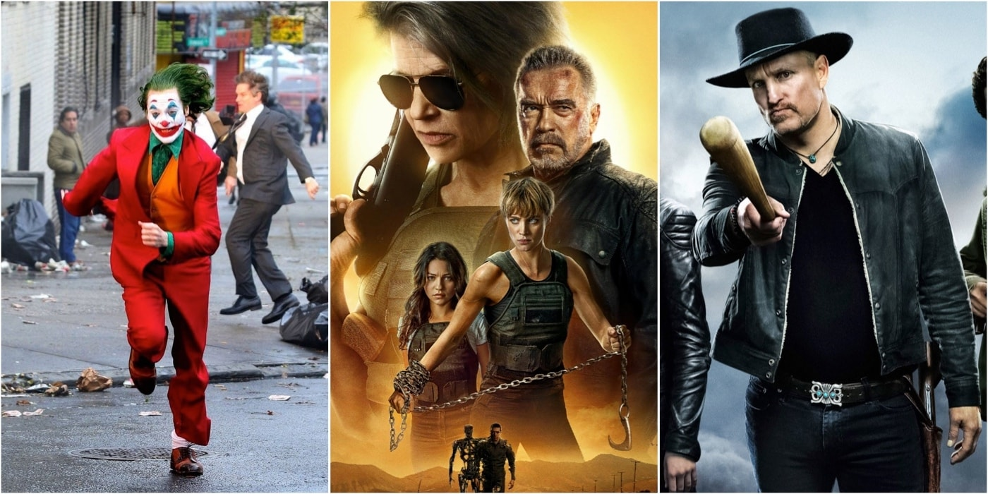 ждем лучшие фильмы года топ кинопремьер октября 2019 го