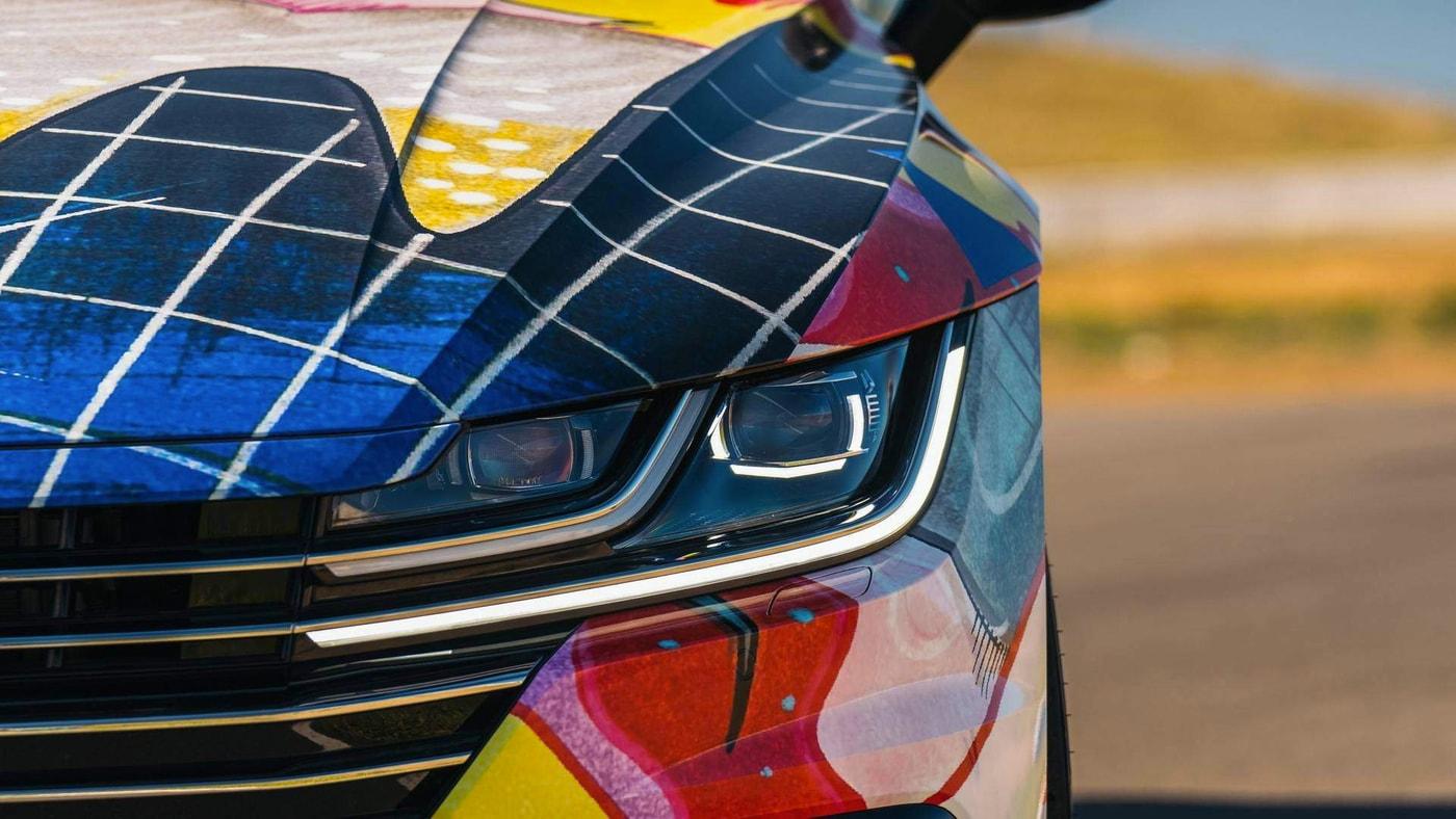 В Австралии построили самый быстрый в мире VW Arteon