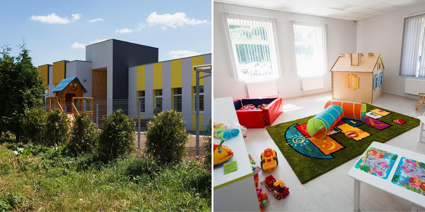 Изнутри: бывшую прачечную в Минске переделали в частный детский сад, где месяц будет стоить 1000 рублей