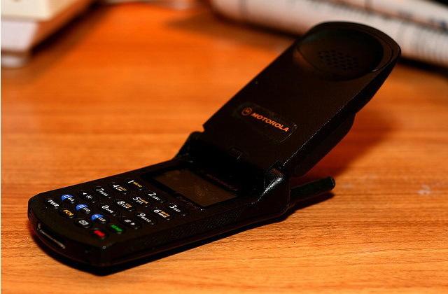 c44557644ca7f Мобильная ностальгия: 10 культовых телефонов прошлого века