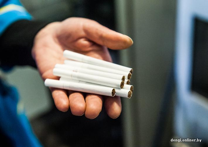 Как делают сигареты