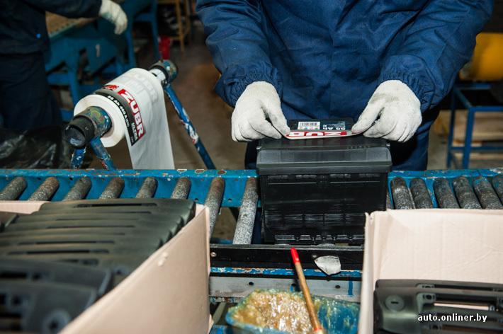 Как собирают аккумуляторные батареи