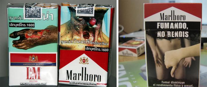 Когда появились картинки на пачках сигарет, советских открытках открытки