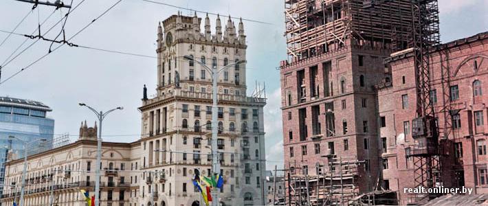 Было — стало: Привокзальная площадь с начала XX века до наших дней
