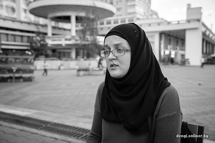 мусульманкой девушкой познаться из с хочю