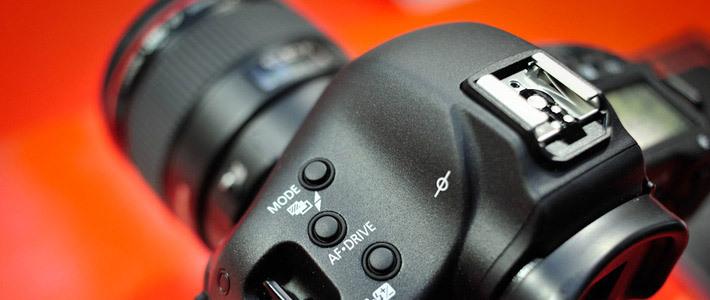 Слухи: Canon тестирует 75-мегапиксельную зеркальную фотокамеру