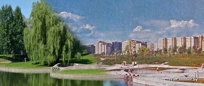 Было — стало: Зеленый Луг и Восток 30 лет назад и сегодня