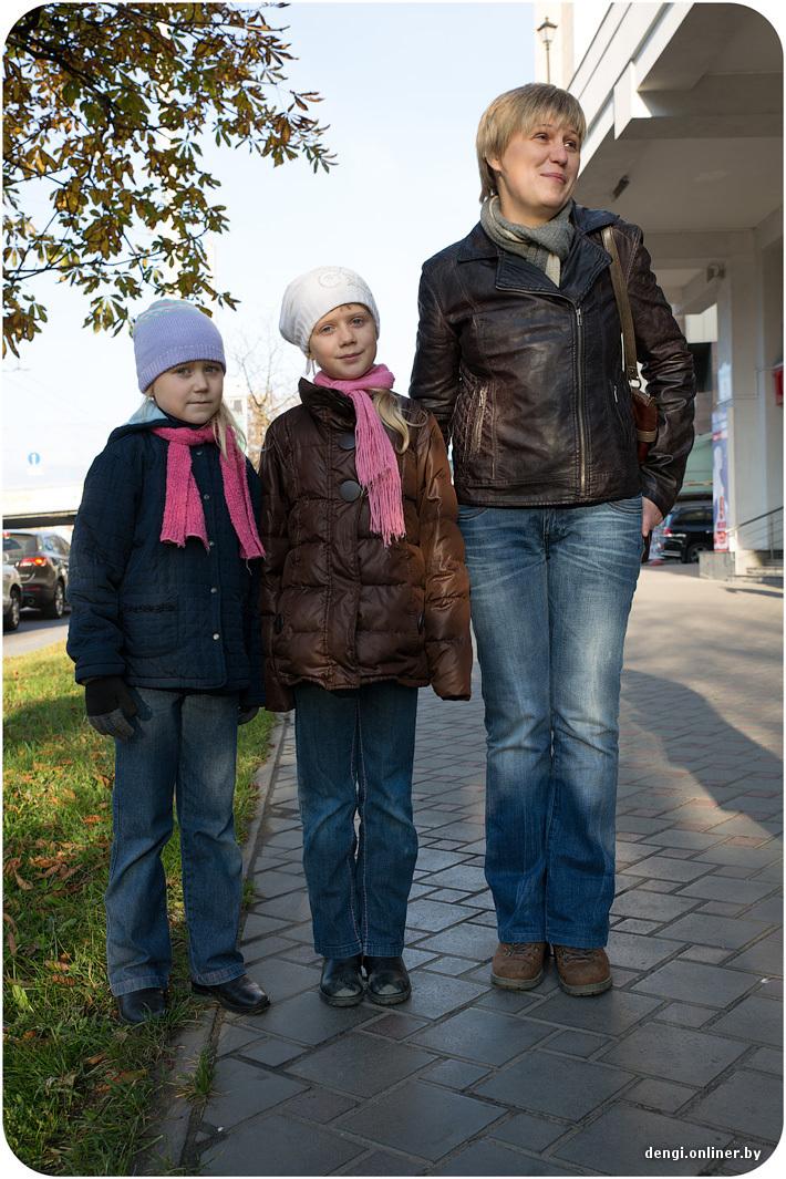 Снежана с дочками Софией и Полиной  5ffd49c254d