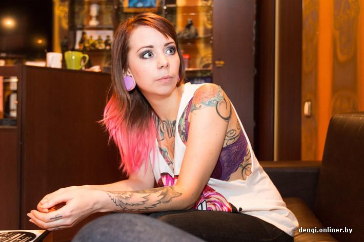 Фанат татуировок придумал классный способ сделать предложение своей девушке (фото) новые фото