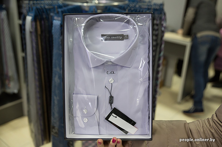 adfbd6975e3b3a0 Самая дорогая сорочка «Элиз» — под маркой Tino Aretty — стоит 660 тыс.
