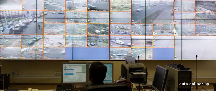 Взгляд за видеостену. Какие технологии будет внедрять ГАИ в Минске