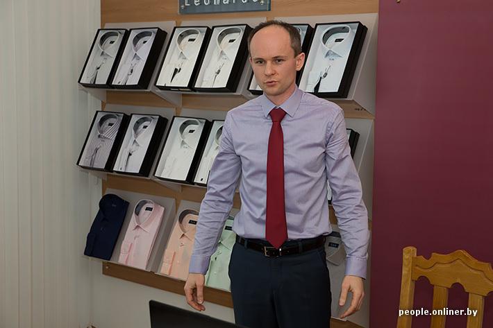 Наши мужские сорочки ничем не хуже западных брендов. Просто наша продукция  не такая раскрученная. Россияне, например, когда приезжают в Минск и видят  цены ... ca55a4ac431