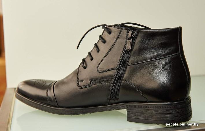 5280e8781 Фоторепортаж о производстве обуви