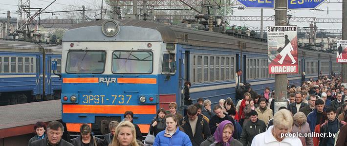 Белорусские депутаты планируют покончить с государственной монополией на железную дорогу и пустить в этот бизнес частников