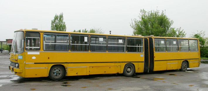 Насрали в автобусе хендай