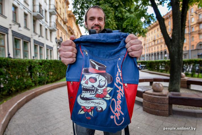 9f70e9647 В нулевых годах действительно редкие белорусы заказывали себе что-то в  Штатах. Не то что сейчас. В любом случае, покупать одежду, ...