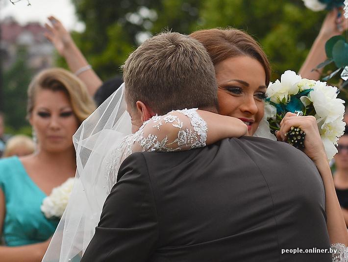 03c79e159e09 VIP, шик, блеск  репортаж со свадьбы финалистки «Мисс Минск» и ...