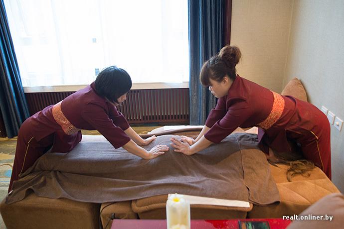 Массаж в пекине секс