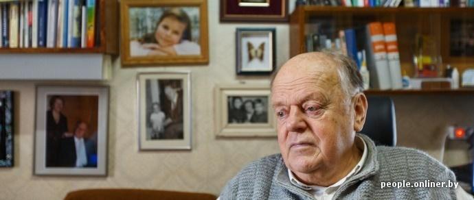 Интервью с профессором Шушкевичем: «Ни о чем не жалею. Из сына врага народа я стал первым лицом в государстве без обмана и подлога»
