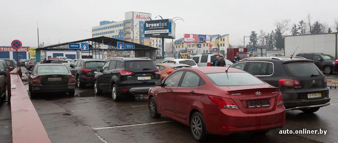 Минские покупатели российских машин: фактическая продажа бюджетных моделей у дилеров закончилась еще на прошлой неделе