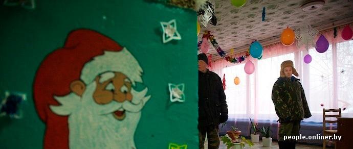 Колхоз «Белоруссия» встречает Новый год: фотоистория из глубинки