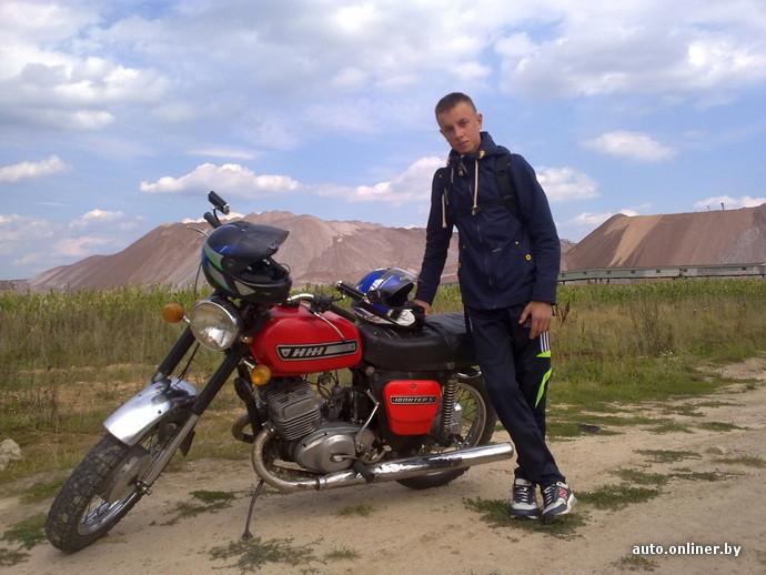 не заводится мотоцикл иж юпитер 5 #10